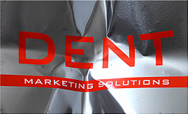 DENT Marketing Solutions logo