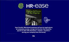 HR-ease web site