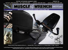 Muscle & Wrench